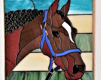 Suncatcher Horse