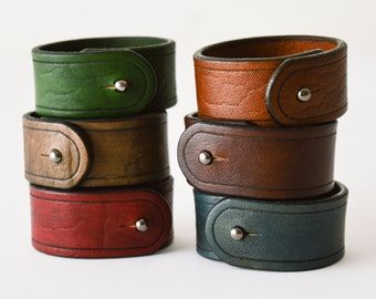 4b568b64743 Mens leather bracelets Distessed Leather bracelets for men Mens leather  cuff bracelet Custom leather bracelets Womens leather cuff bracelets