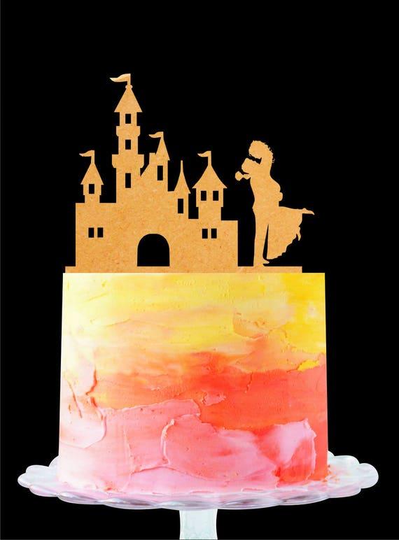 Schloss Hochzeit Kuchen Topper Disney Kuchen Deckel Etsy