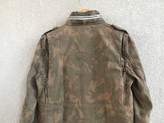 Extremely jacket size men made hot camo military jacket clothing streetwear m jacket Eternal women Union x stuff denim light zTzXnFwqr