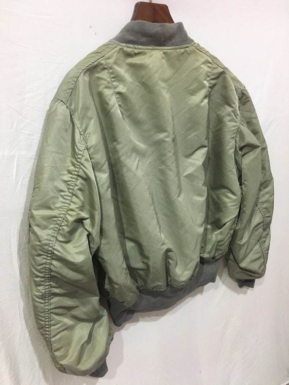 xl USA in women bomber Flight Avirex reversersible kenye west usa size 1 Alpha MA clothing style vintage jacket industries made men Rfdfqv