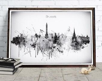Skyline Art Project