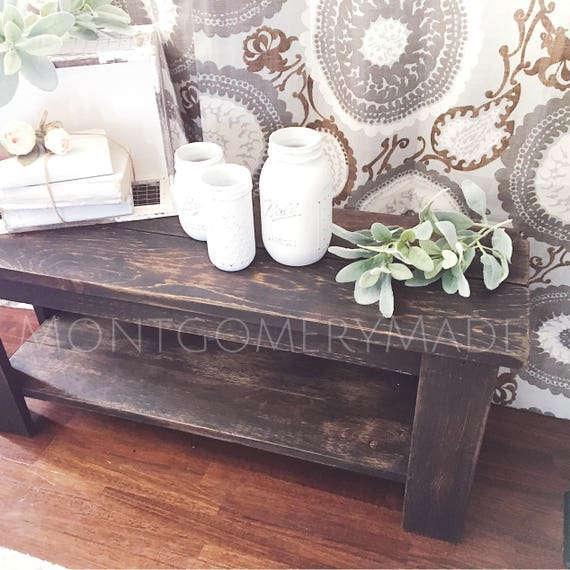 Terrific Entryway Bench Or Table Scorched Cedar Custom Orders Burned Wood Handmade Experienced Woodworker Coffee Or Side Table Farmhouse Rustic Gmtry Best Dining Table And Chair Ideas Images Gmtryco