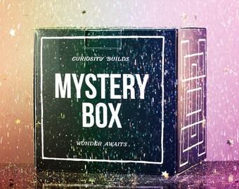 Bath Set Mystery Box-Gift-Handmade-Wonderful Variety-Mystery-Bath Bombs-Soaps-Body Wash-Sensitive Skin-All Ages-Variety of Fragrances
