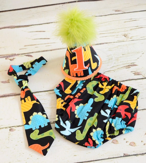 Handmade Baby Boy 1st Birthday Cake Smash Prop  Jungle Style Outfit