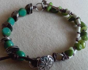 Spring Water Bohemian Bracelet