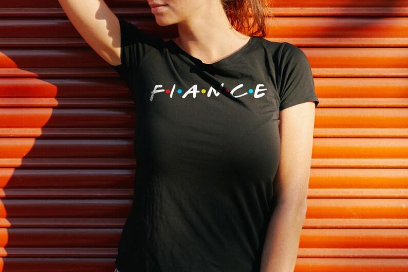 f6c6867ef Custom Friends TV Show Inspired T-Shirt Custom Shirt Design   Etsy