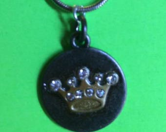 VIP Crown necklace