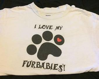 I love my furbabies