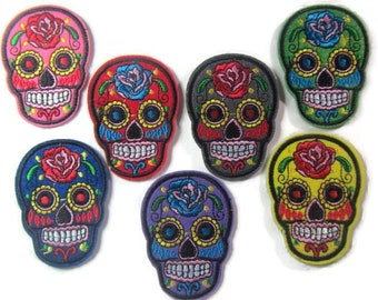 f500d226 Sugar skull   Etsy