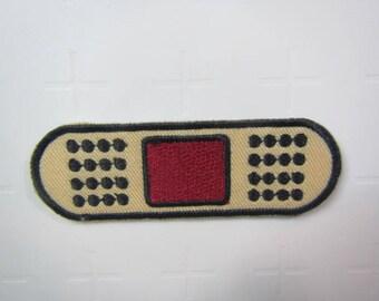 Band Aid – Adhesive Bandage -  Bandage - Iron on Patch