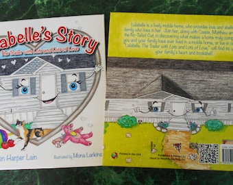 """Children's Book: """"Lulabelle's Story, The Trailer with Lots and Lots of Love."""" Set in Kentucky!"""