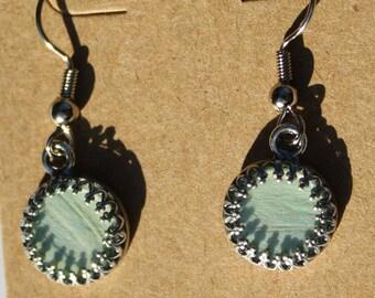Luna Moth Earrings 011-012