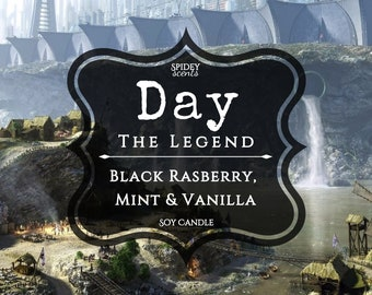 Day (Legend) Soy Candle