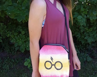Harry Potter Ombre Cross Bag