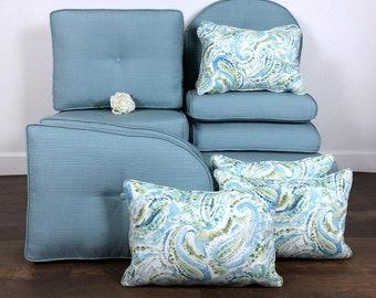 Patio Cushions Etsy