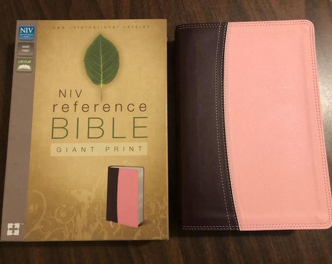 Large Print Bibles Personalized Bibles