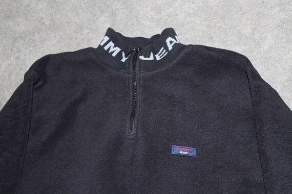 Vintage 90s Clothing Tommy Hilfiger Jeans Men Size Xl Etsy