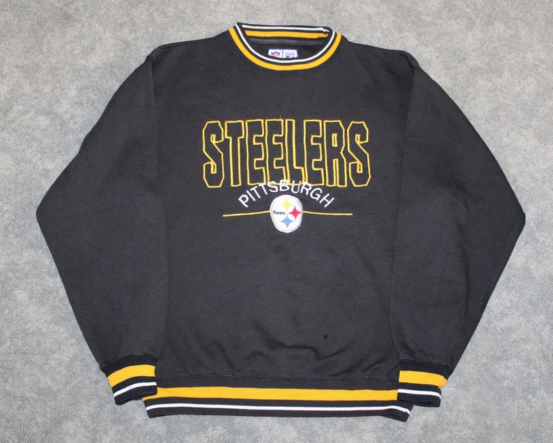 698d72dbf Vintage 90s Clothing NFL Pittsburgh Steelers Football Men Size