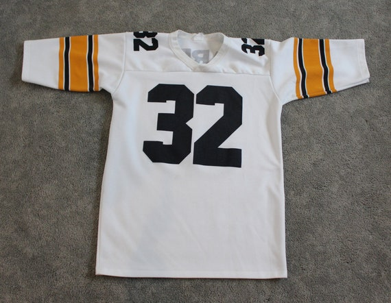 Vintage 70s 80s Clothing NFL Franco Harris Pittsburgh Steelers  34e06a713