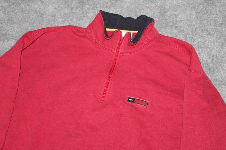 a9094e02 Vintage 90s Clothing Tommy Hilfiger Athletics Men Size XL or   Etsy