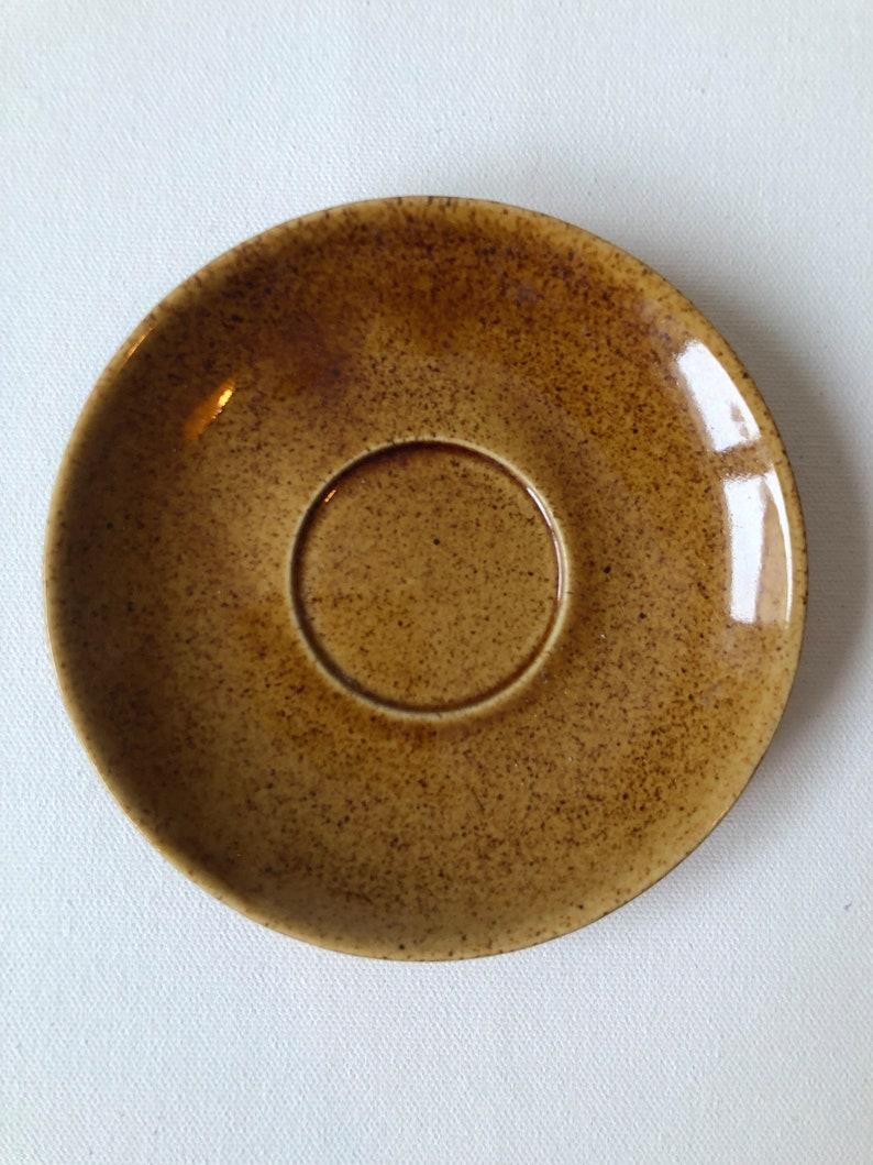 Small Vintage Ceramic Stoneware Dish n