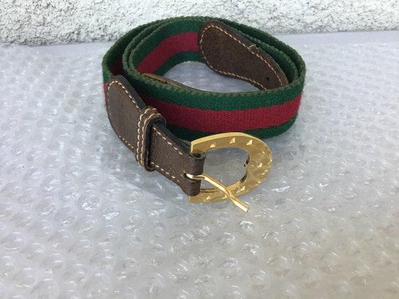 Vintage Gucci '70s Belt with Damage - image 9