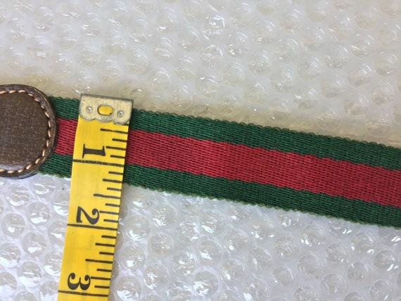 Vintage Gucci '70s Belt with Damage - image 8