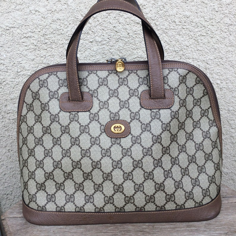21a685d25f1 Authentic Vintage Gucci Alma Bag Great Condition
