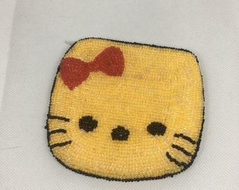 1574487e1e Vintage Handmade Hello Kitty Purse