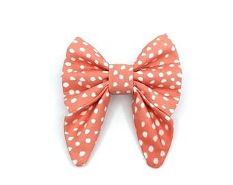 Dog Bow Tie Dog Sailor Bow Cedar