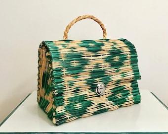 Office Portuguese Basket Bag