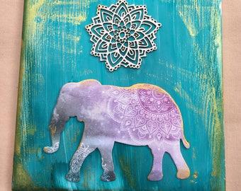 Zen Elephant