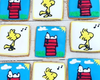Charlie Brown Cookie Etsy