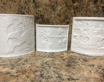 3d Printed Lithophane Shade, Personalized Gift, Handmade for You