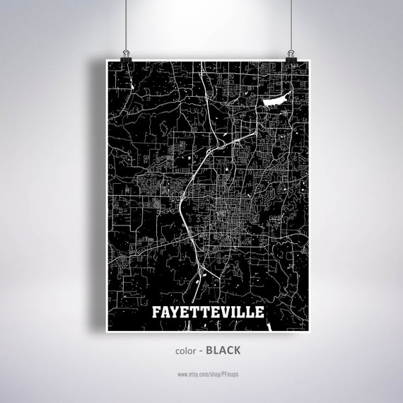 Fayetteville Map Print, Fayetteville City Map, Arkansas AR USA Map on map of o'fallon, map of otto, map of cornelius, map of hazlehurst, map of west columbia, map of the hills, map of roan mtn, map of crittenden county, map of spring city, map of alexander county, map of hookerton, map of horseheads, map of stone county, map of lawrenceburg, map of girard, map of china grove, map of oak hill, map of pauls valley, map of graysville, map of roane county,