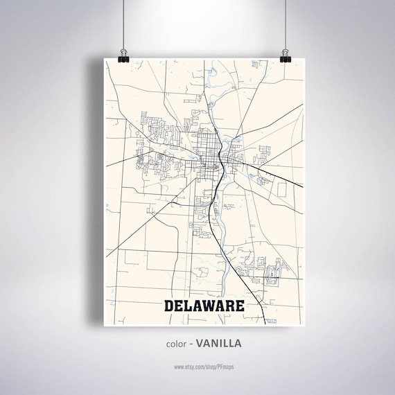 Delaware Map Print, Delaware City Map, Ohio OH USA Map Poster, Delaware on delaware by counties, delaware on map, delaware agricultural map, delaware golf courses map, delaware map cities, delaware demographics, state of delaware usa, delaware ny, delaware product map, attractions in philadelphia pa usa, delaware river, delaware time, delaware real estate, delaware guide, delaware map by zip code, delaware colonial history, delaware flag, delaware mine michigan, delaware shore map,