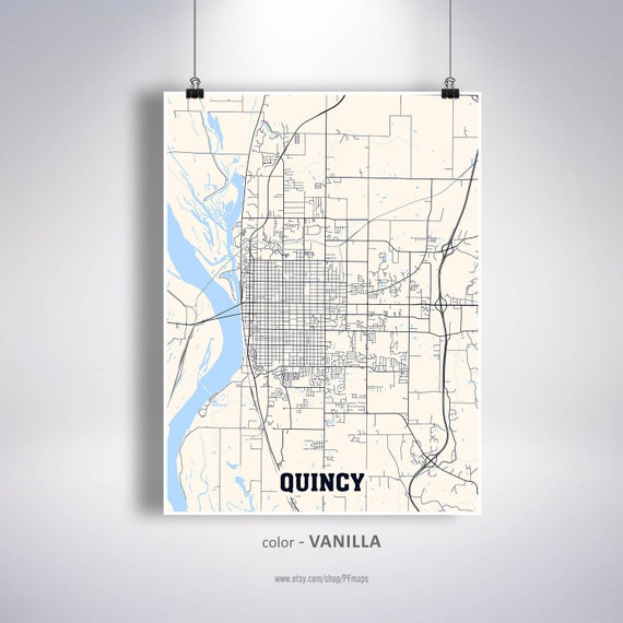 Quincy Map Print, Quincy City Map, Illinois IL USA Map Poster, Quincy on city of quincy map, quincy fl map, quincy il attractions, great lakes illinois street map, quincy il ward map, quincy il history, quincy il architecture, quincy il zip code, quincy il schools, quincy mi map, quincy il bars, quincy street map, quincy il hotels, adams county quincy illinois map, quincy il weather, quincy il parks, quincy il city flag, quincy il restaurants, quincy il shopping, quincy il city hall,