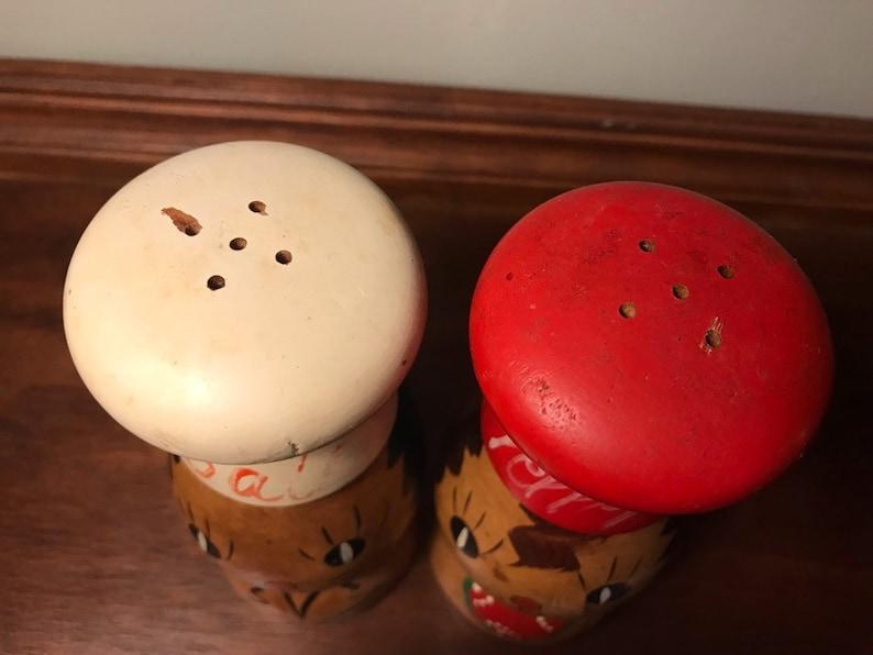 Vintage Housewarming Gift Retro Kitchen Vintage salt and pepper shakers Salt Pepper Shakers Vintage Vintage cat salt and pepper shakers