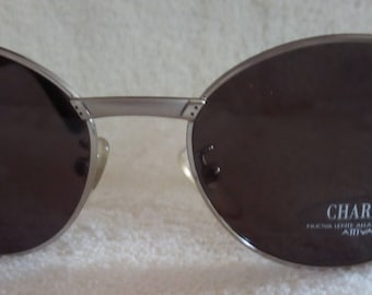 884950bc9f6 New CHARME Vintage Sunglasses Model 7560 Color 589 Silver Frames New Old  Stock