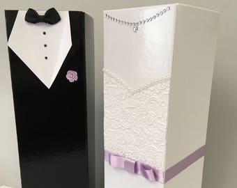 Wedding Gift - Bottle Box