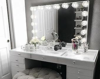 Makeup Vanity.Makeup Vanity Etsy