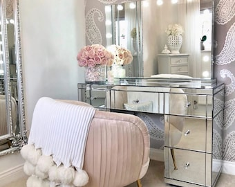 Makeup Vanity.Makeup Vanity Table Etsy
