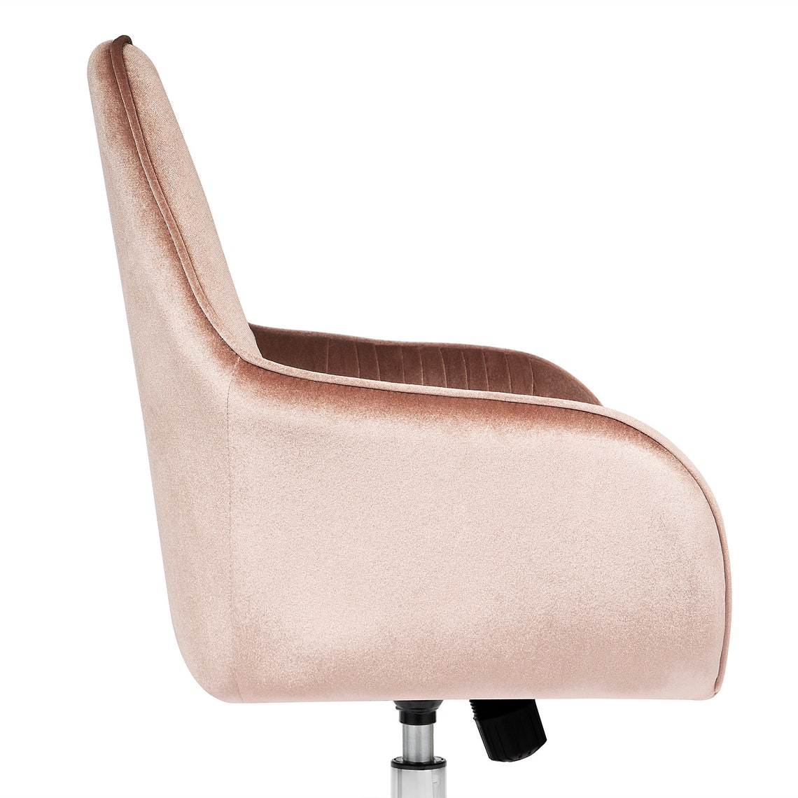 Impressions Vanity Kelly Swivel Vanity Chair | Vanity Seat | Ottoman | Chair | Vanity | NEW ITEM! | Perfect Gift | Gift for Her