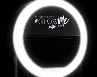 GlowMe LED Selfie Ring Light for Smartphones