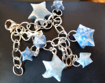 Origami Lucky Star Bracelet