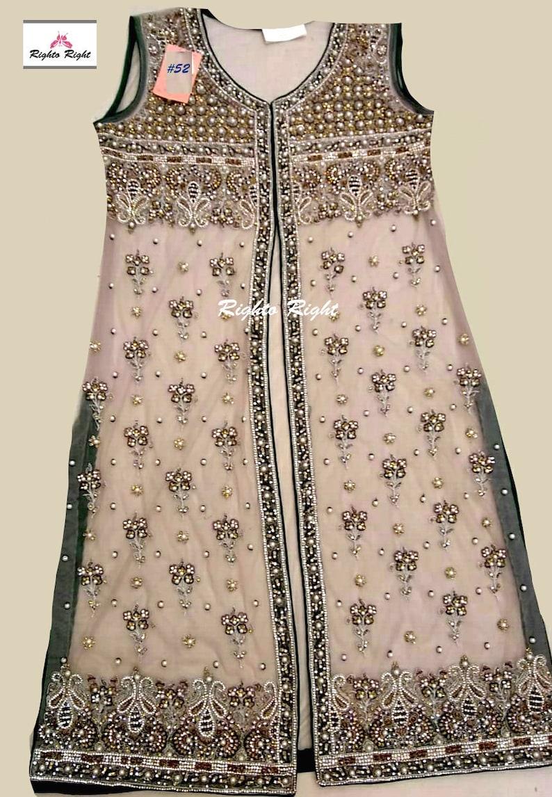 460812a6b65 Pakistani Indian Wedding Guest Dress   Bridal Dress   Salwar