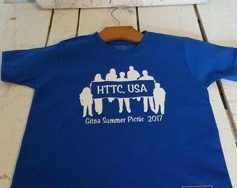 Family reunion t-shirts