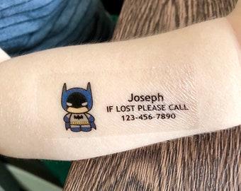 Disney Tattoo Etsy