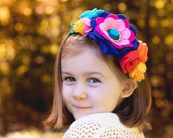 adult hair accesories Mexican braided headband tiara headband infant
